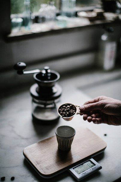 Coffee Brewer, Coffee