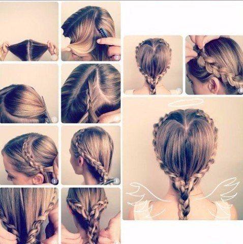 Tutoriale Coafuri Fetite 6 Pas Cu Pas Hair Styles Older Women