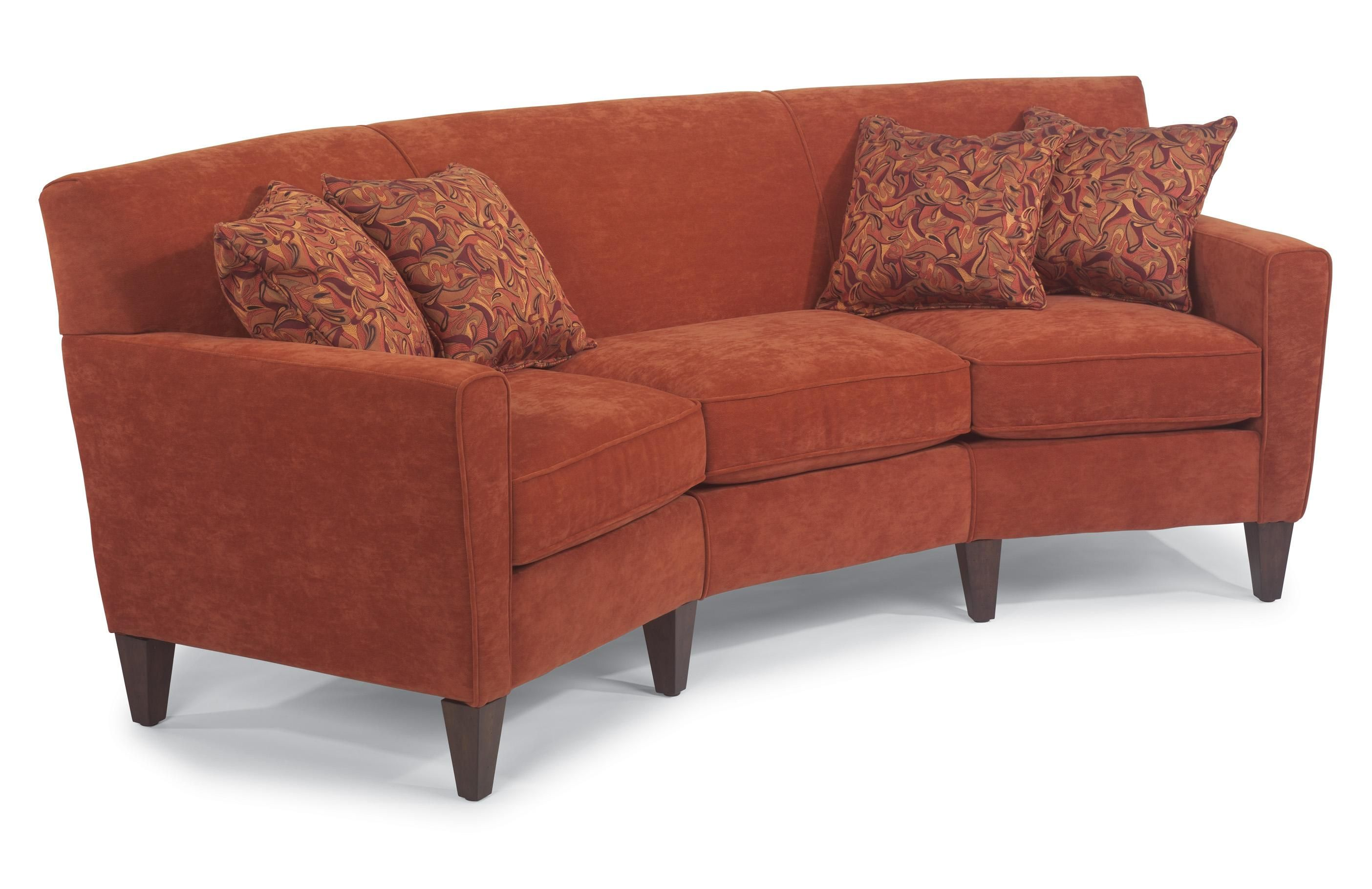 Digby Three Seat Conversation Sofa By Flexsteel Darvin Furniture