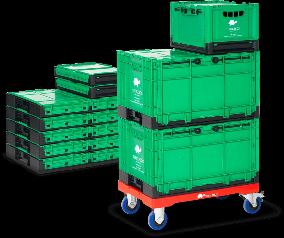 Bucherkartons Umzugsboxen Mobelroller Grun Turtlebox Umzugskartons Umzugskisten Mobel Roller