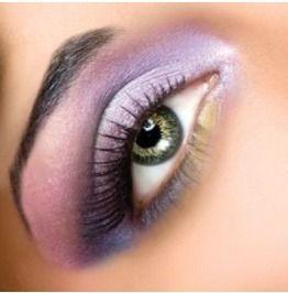 Light Purple Eye Dust