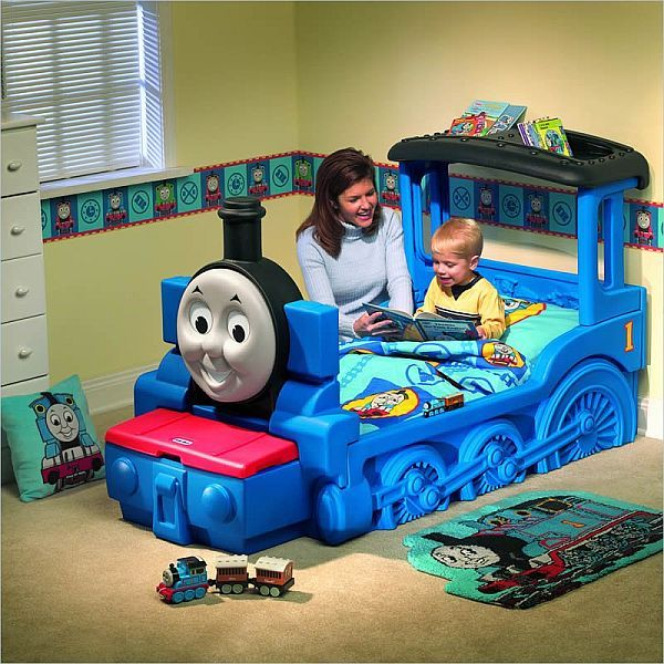 Camas para niños Camas temáticas para dormitorios infantiles