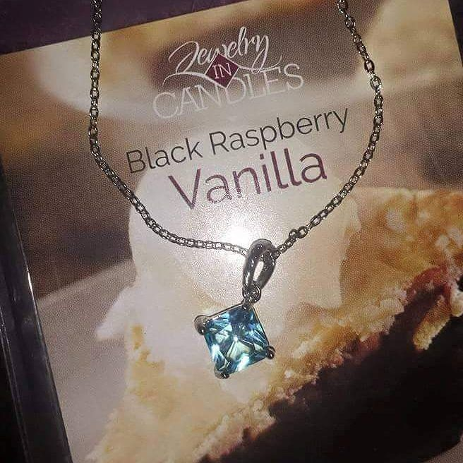 Our #blackraspberryvanilla scent is #todiefor!  #jewelryincandles