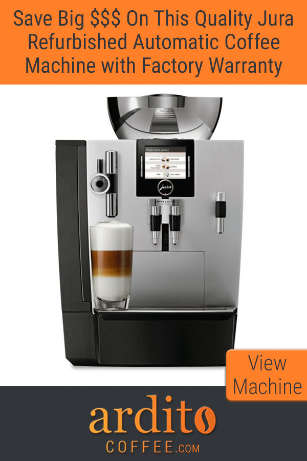 Refurbished Jura XJ9 Professional Home coffee machines