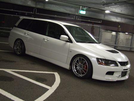 mitsubishi evo ix wagon - group picture, image by tag ...