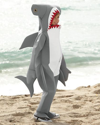 hammerhead shark boys costume & hammerhead shark boys costume | Shark or giant squid costume ideas ...