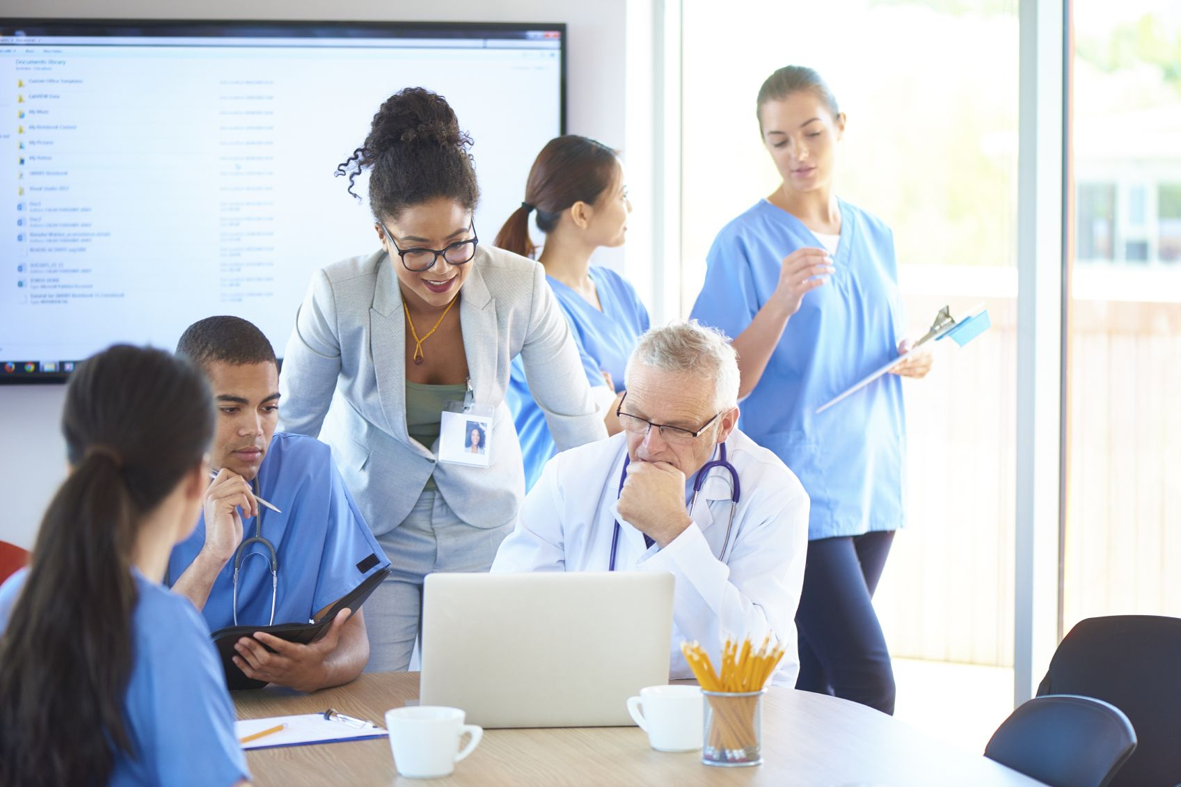 Healthcare Workflow Solutions Company Compares Asterisk