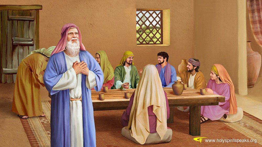 Paintings Noah God, Christianity, The descent