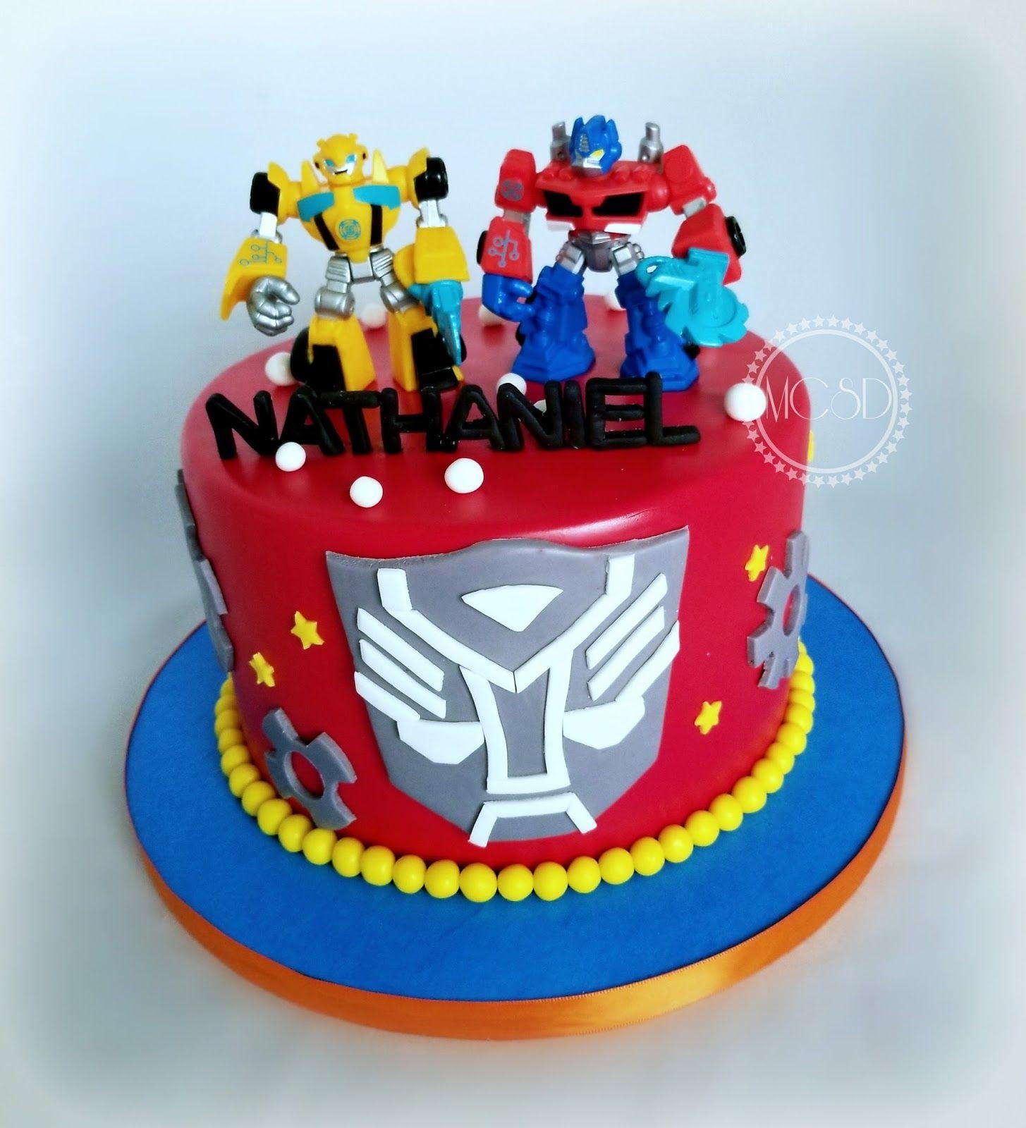 Swell 23 Wonderful Picture Of Transformer Birthday Cake Transformers Funny Birthday Cards Online Ioscodamsfinfo