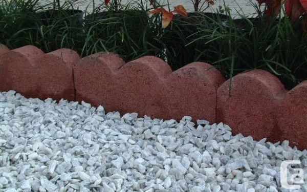 Scalloped Lawn Edging Bricks 3 Markham Lawn Edging Lawn Edging Bricks Brick Edging