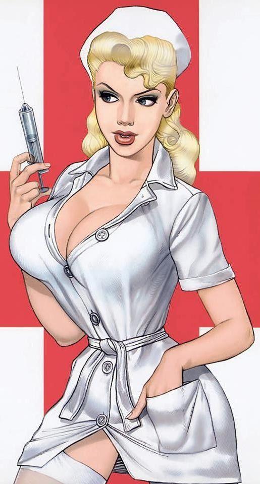 Nurse toon what