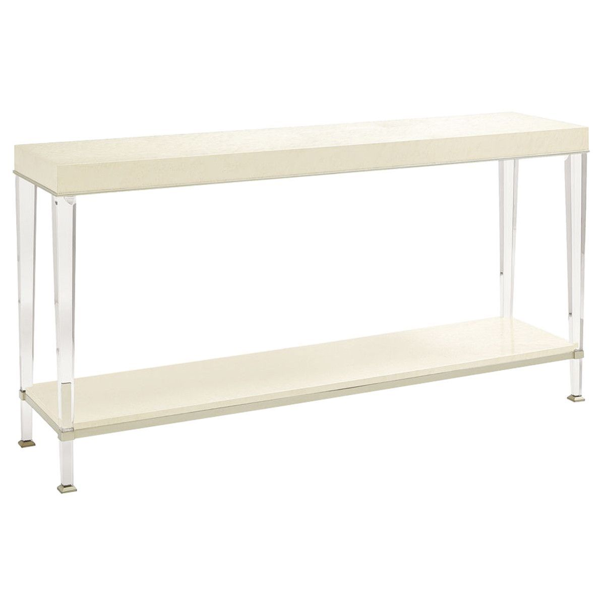 Caracole Classic Eye To Eye Console Table