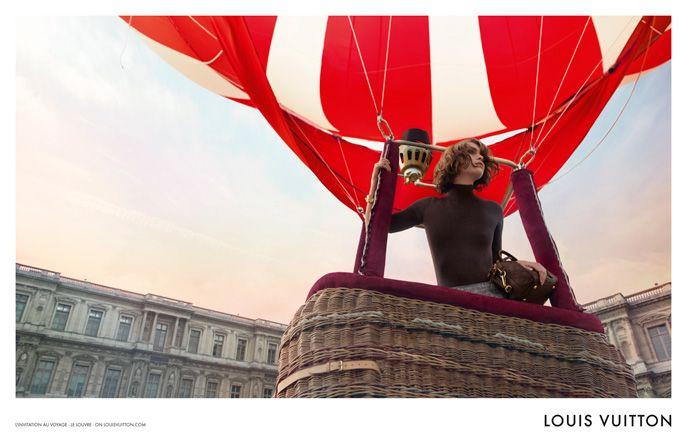 L'Invitation au Voyage: Acepte la invitación de @Louis Vuitton
