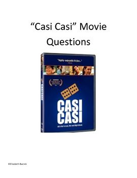 Movie questions for showing