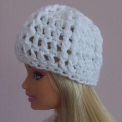 Ribbed Fashion Doll Hat ~ FREE Crochet Pattern  dd92e0e0379