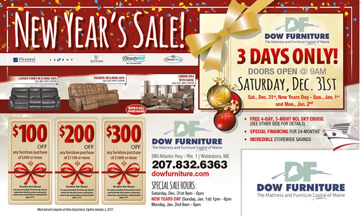 Mattress Furniture, Dow Furniture Waldoboro Me