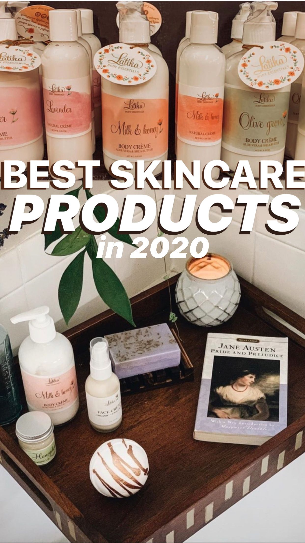 Best Skincare Products In 2020 In 2020 Best Skincare Products Bath And Body Care Perfume Recipes