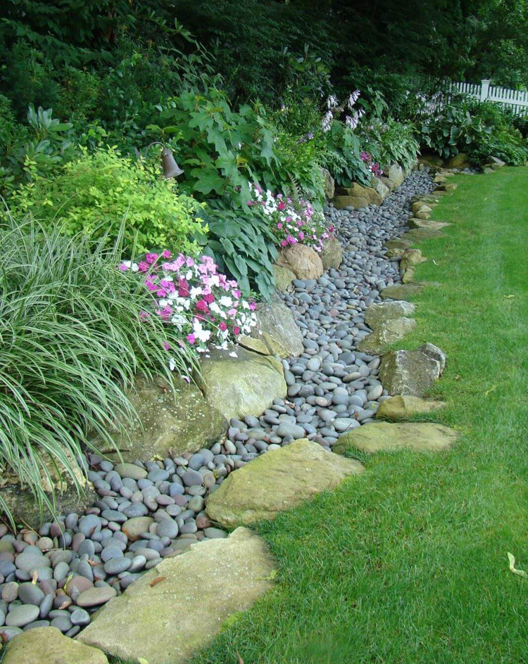 43 Best Lawn Edging Ideas 2020 Guide In 2020 Landscaping With Rocks Garden Edging Beautiful Gardens