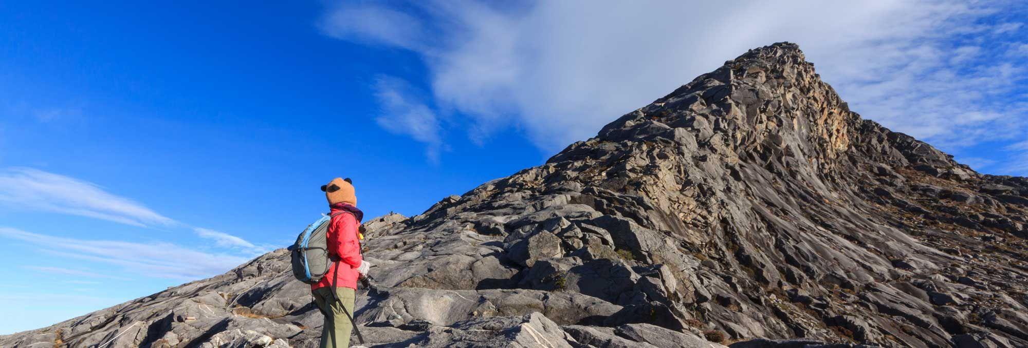 Mount Kinabalu Climb © Google Image