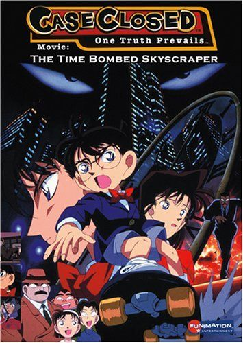 Detective Conan Movie 01 The Timed Skyscraper Genres Adventure Comedy