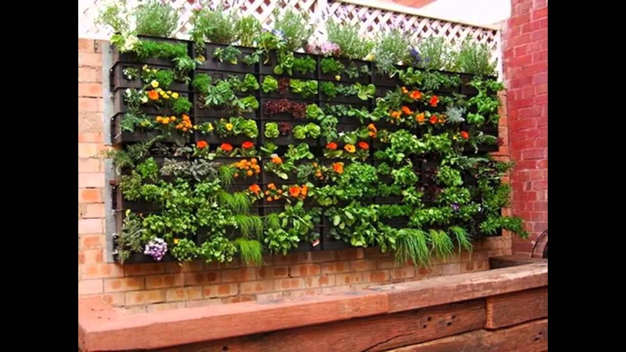 Herb Gardening Tiered Herbgardenpotsize Balcony Herb 400 x 300
