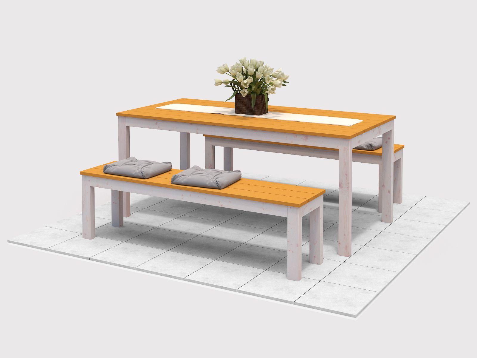 Gartentisch Sophie Create By Obi Gartentisch Gartentisch Selber Bauen Tisch