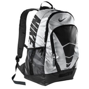Silver Nike Max Air Backpack  853a2db537