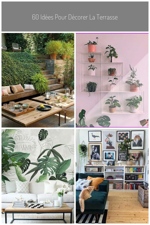 pflanzen wand 20 idées pour décorer la terrasse   io.net/patio in ...
