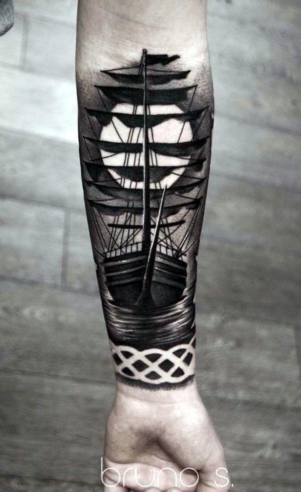 45 Damn Good Black and Grey Tattoos Designs