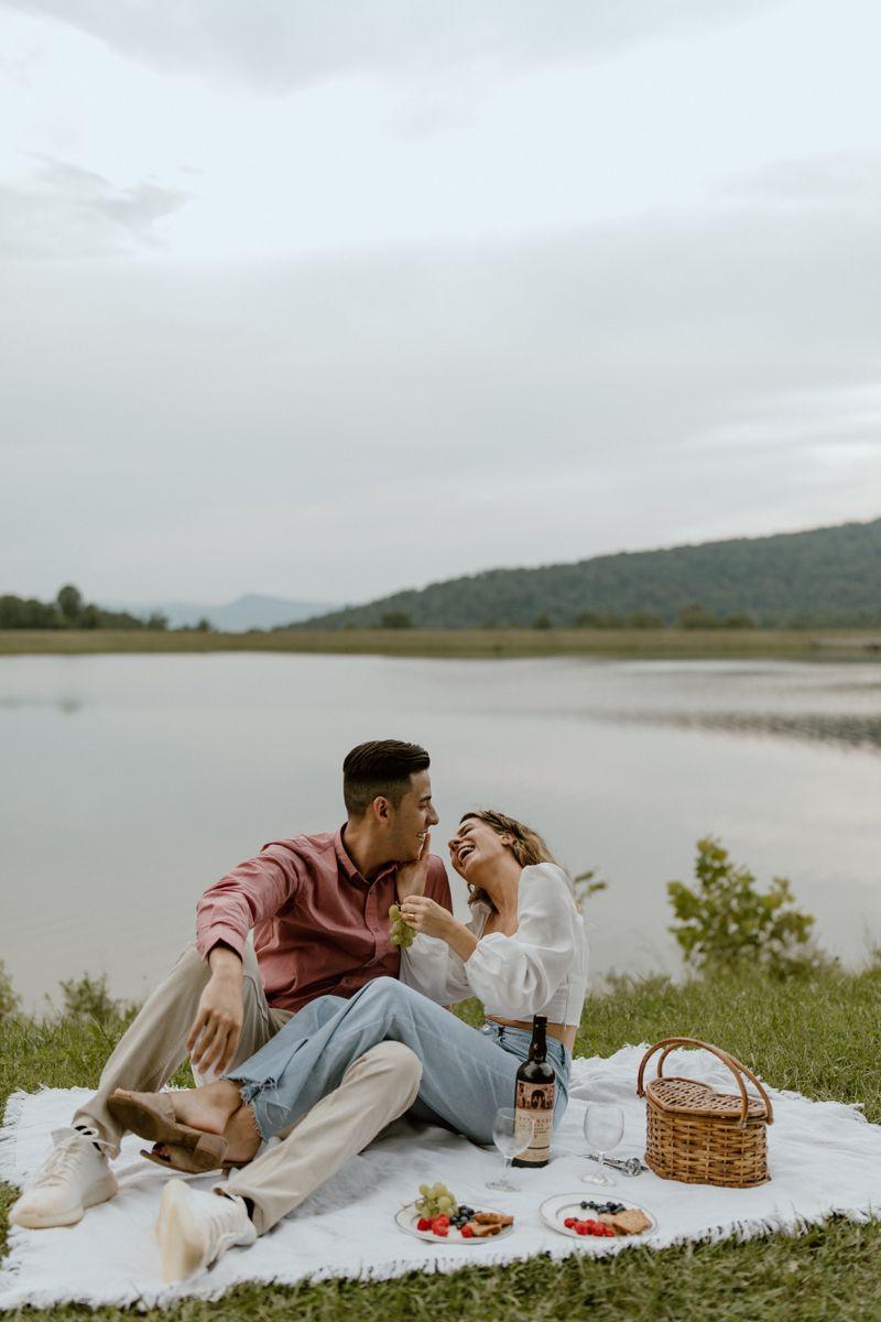Photoshoot couple
