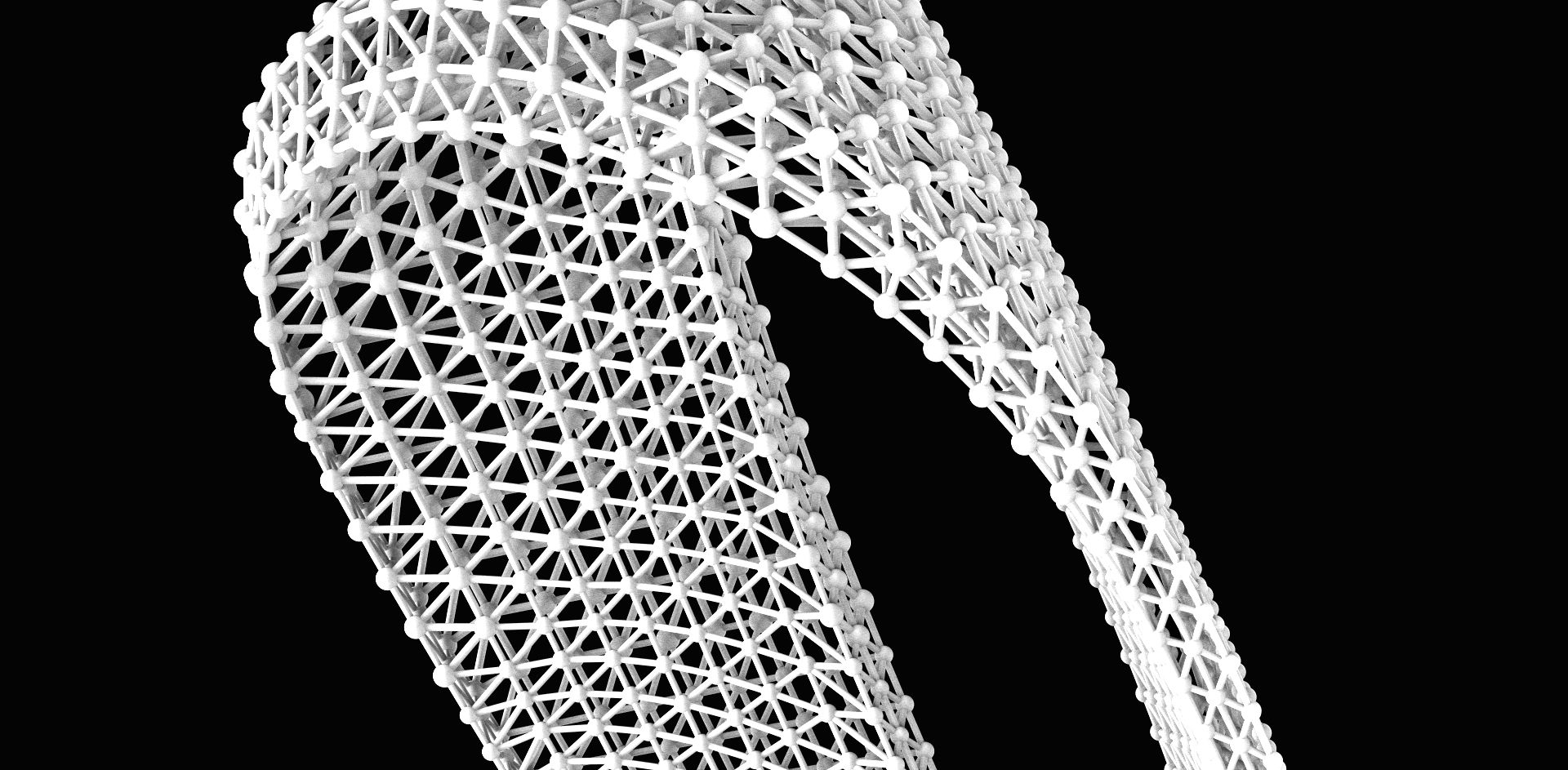 Mobius Alpha designed by BKID #Mobius #Alpha #Installation #Exhibition #Art #Object #BKID #BKIDSTUDIO #송봉규 #bongkyusong