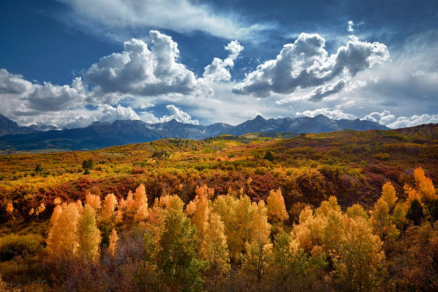 10 colossal Colorado landscapes Valley of Gold.