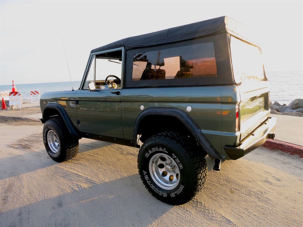 1968 Ford Bronco Jacked Up Trucks Ford Bronco Jacked Up Chevy