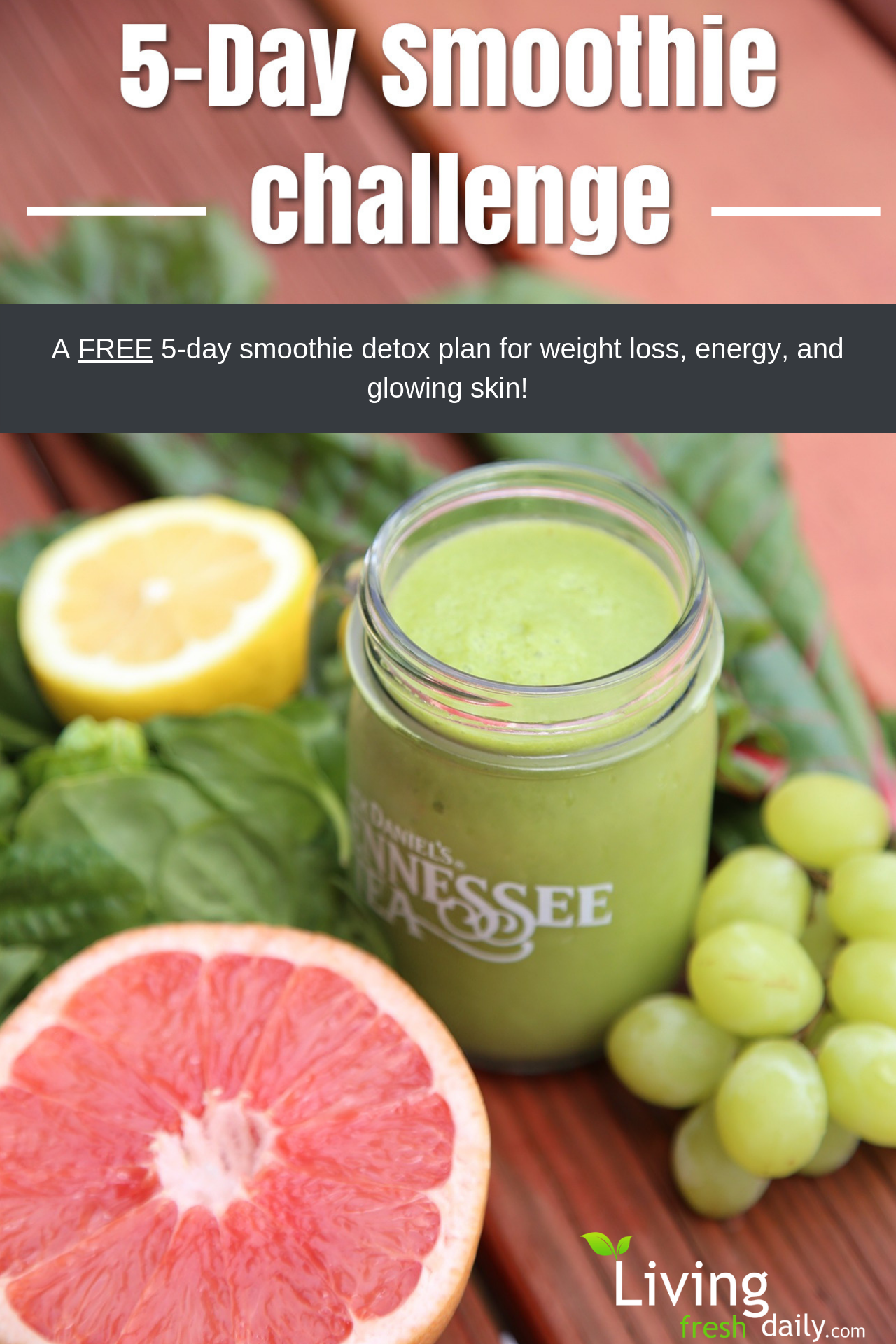 healthy smoothie 5-day diet