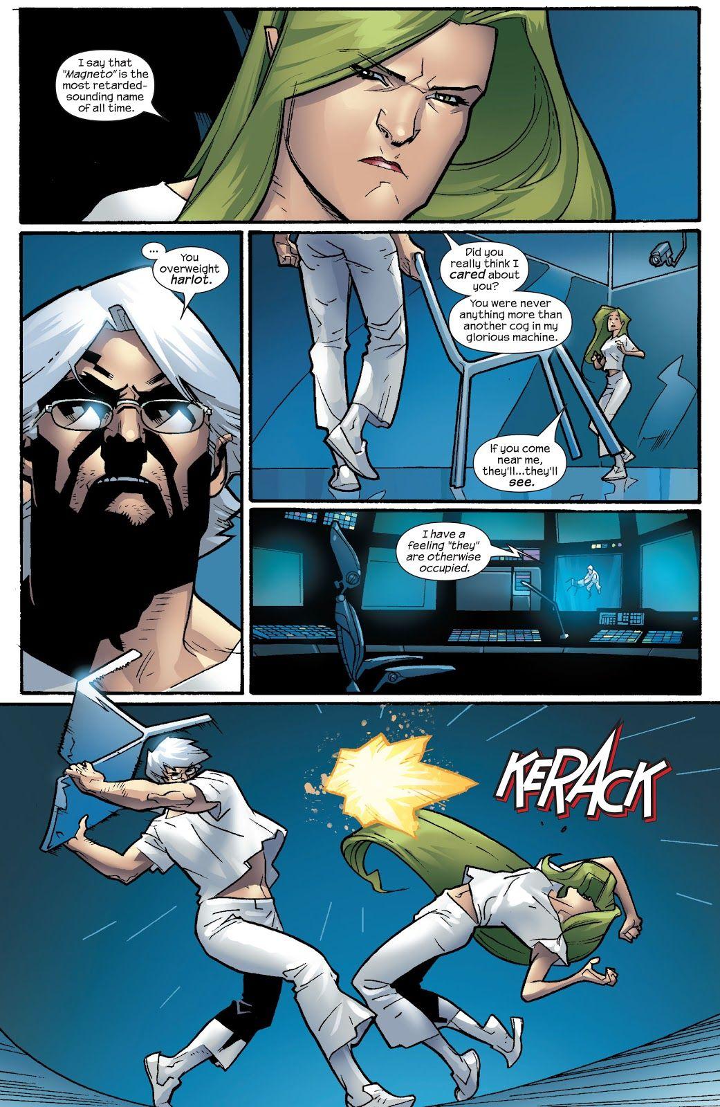 Ultimate X Men Issue 64 Read Ultimate X Men Issue 64 Comic Online In High Quality X Men Comic Art Comics