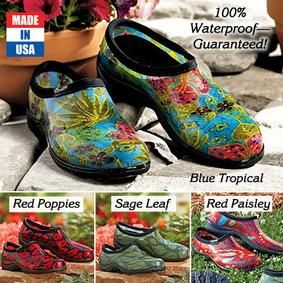 Sloggers® Garden Shoes @ Fresh Finds