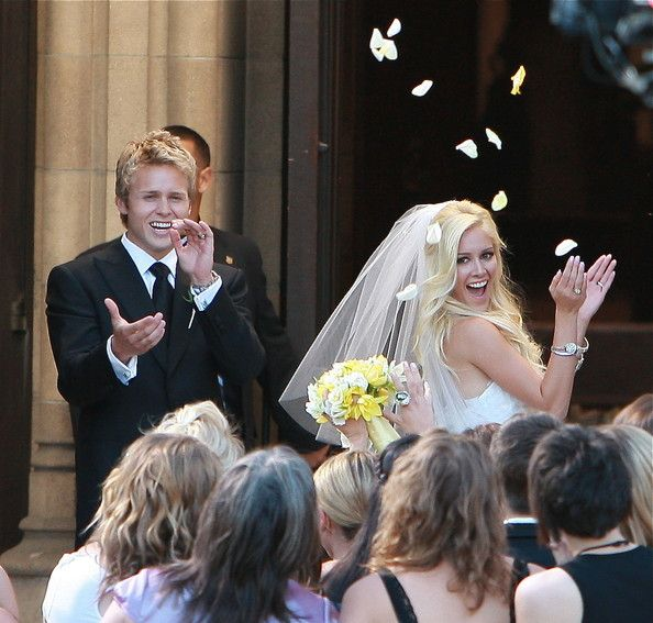 Hairstyle For Attending Wedding: Pin On Heidi Montag
