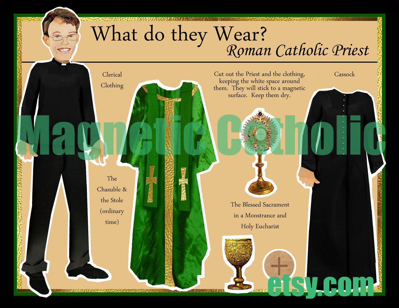 Catholic wear