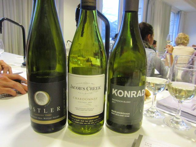 new zealand and australian wines
