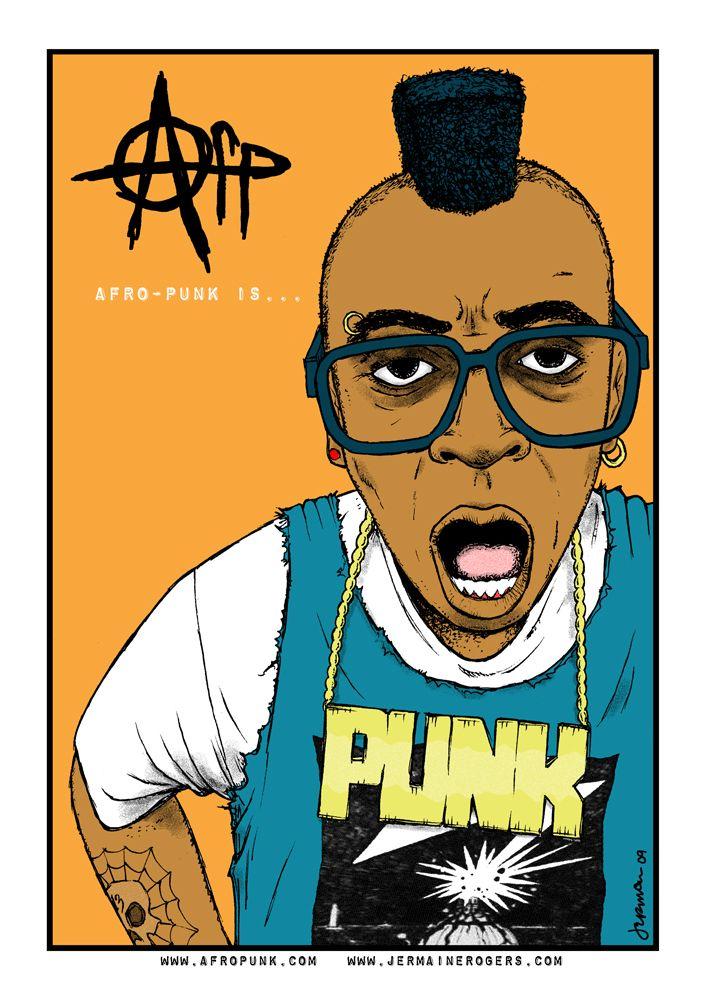 AfroPunk Festival Promo - Spike