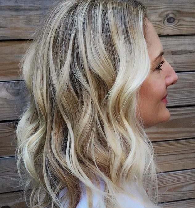 Cool blonde highlights with balayage ribbons by laurie daniel in cool blonde highlights with balayage ribbons by laurie daniel in nyc the best of the best pmusecretfo Images