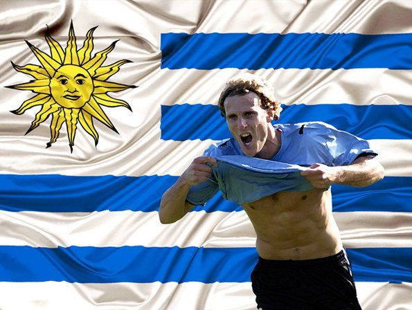 My Second Religion Uruguay Football Diego Forlan World - Second religion in the world