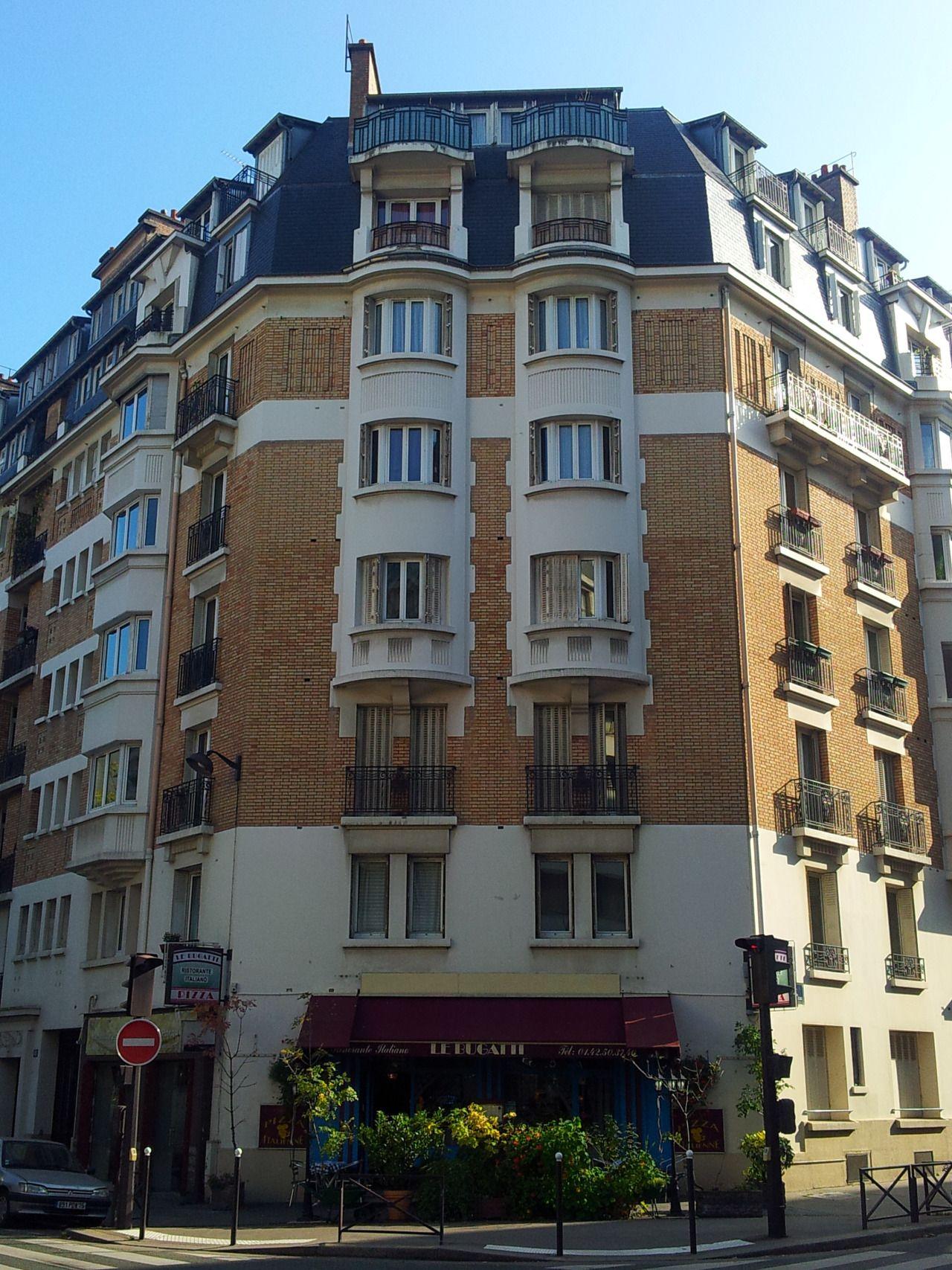 Paris en photo - paris-enphoto:   - Le Bugatti