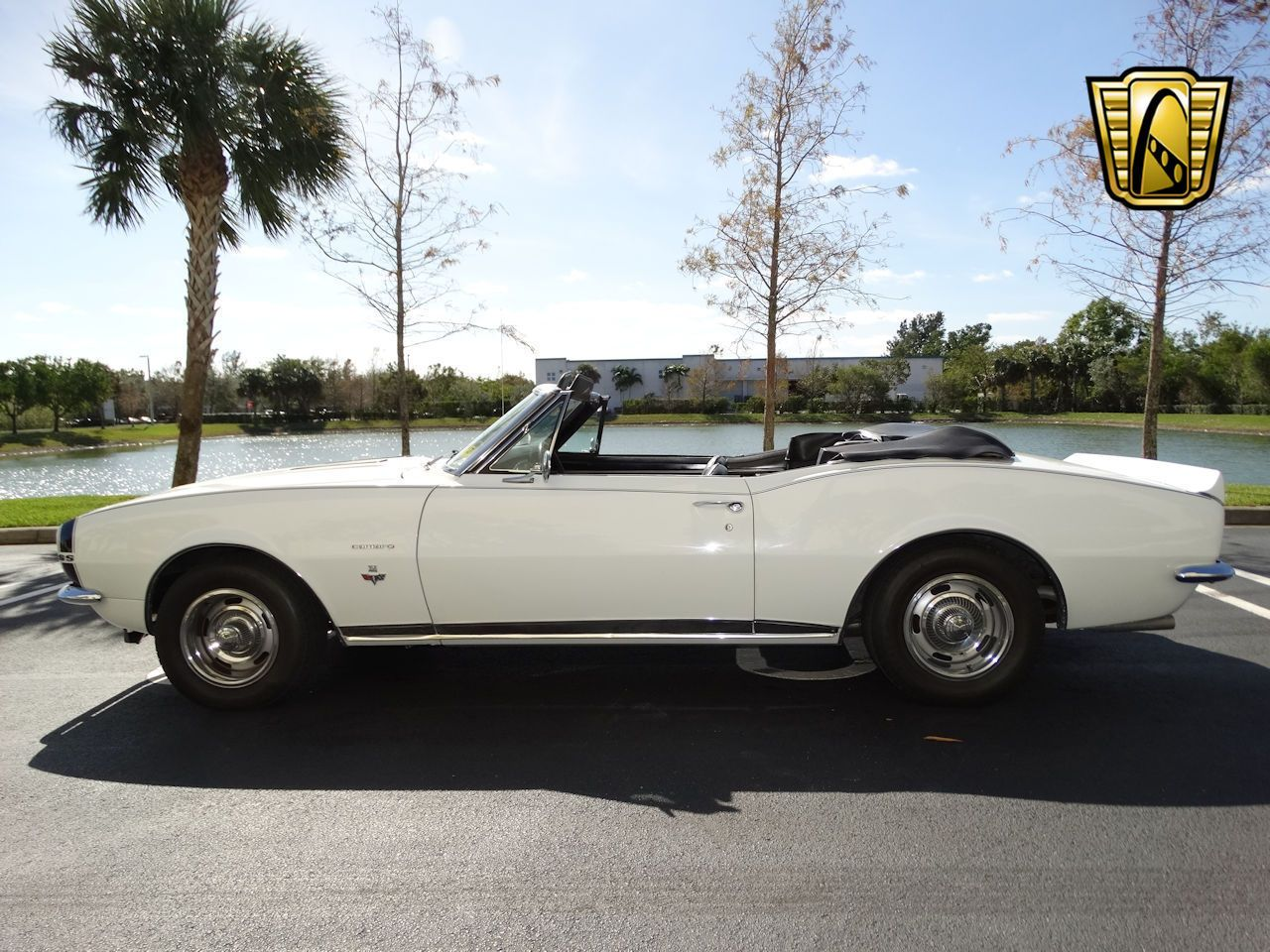 1967 Chevrolet Camaro offered for sale by Gateway Classic Cars ...