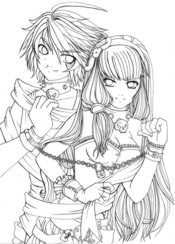 ::Lineart :: MINE by shiorimaster on deviantART