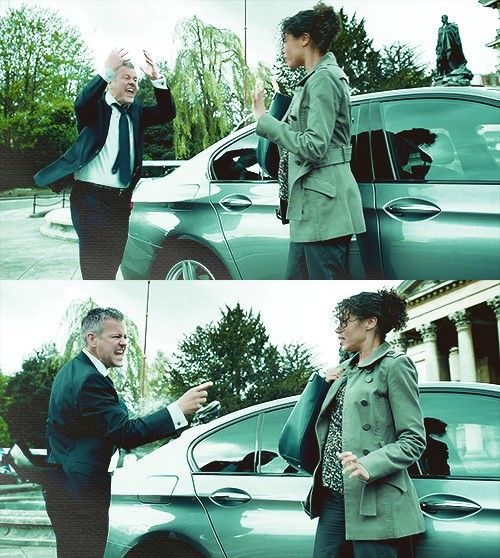 A day in the life of Gavin Lestrade.