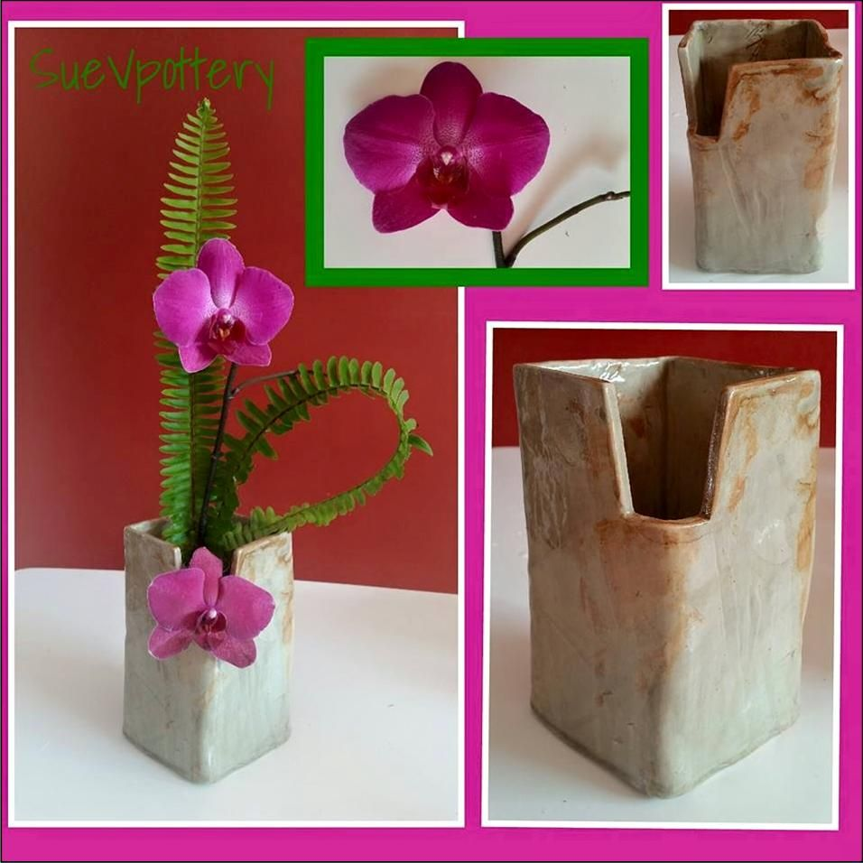 Pottery vases handmade image collections vases design picture ikebana containers pottery vases handmade ceramics by ikebana containers pottery vases handmade ceramics by suevpottery reviewsmspy floridaeventfo Images
