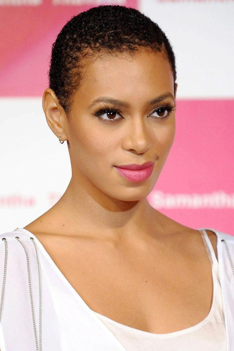 15 Short Natural Haircuts For All Curl Patterns Gorgeous Solange Naturalblackhairstyles Short Natural Haircuts Short Natural Hair Styles Natural Hair Styles
