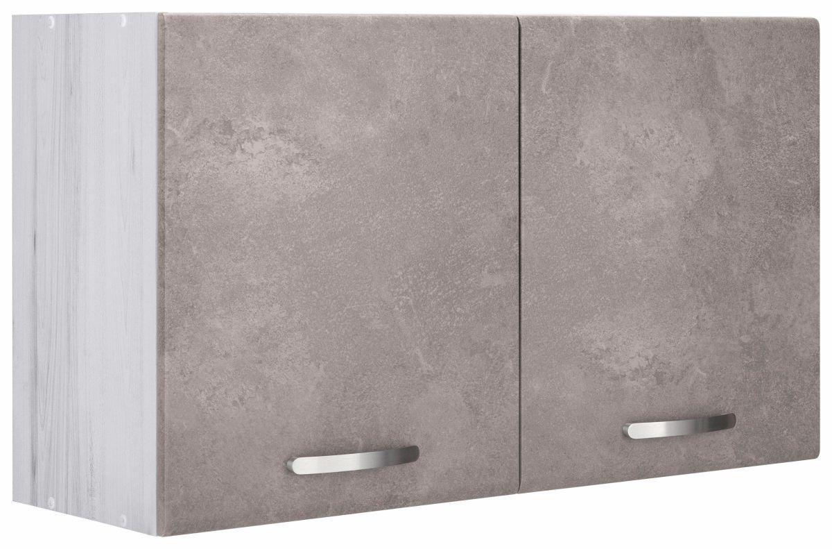 Hängeschrank wohnzimmer ~ Hängeschrank »york« grau betonfarben held möbel jetzt bestellen