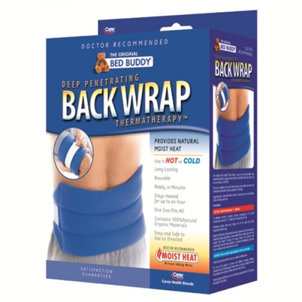 Bed Buddy Back Wrap Cold therapy, Moist heat, Heat therapy